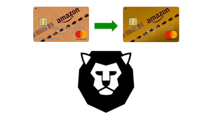 AmazonMastercardゴールドカード クラシックカード