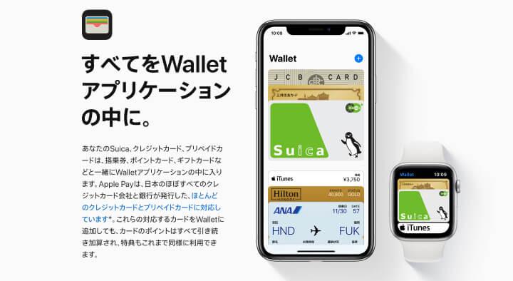 Apple Pay 登録方法