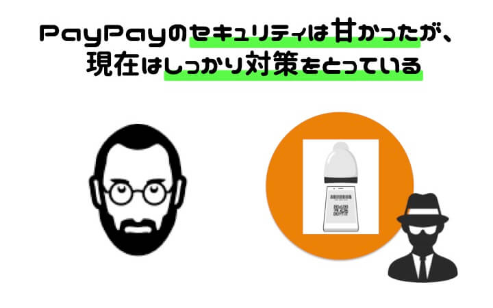 PayPay 導入 セキュリティ