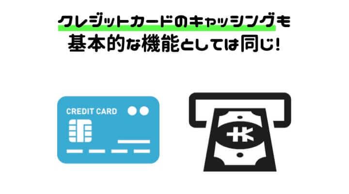 キャッシング いくらまで クレジットカード